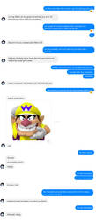 Sex offender Wario by UltimateLazerbot