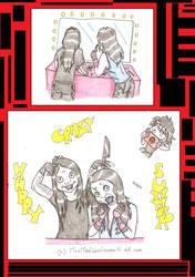 Happy Crazy Summer - Murderdolls Comix 2012 by MrsMadisonLossen14