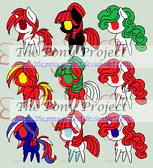 Flag Adopts Sheet 7 by The-Pony-Project