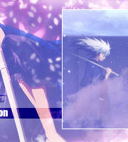 Nura Rikuo Animated gif tret by BleachOD