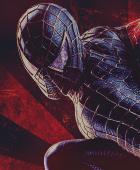 Spiderman  Evil Avatar by BleachOD