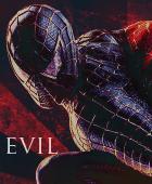 Spiderman Evil Avatar 3w Text by BleachOD
