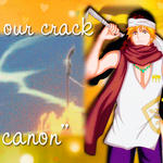 Even Our Crack Is Canon gift set 2 by TaatyXimenes by BleachOD
