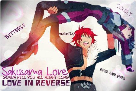 Sakusama Love Redone V2 by BleachOD