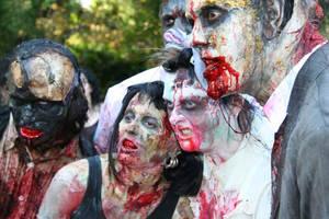 zombie walk  ix by frazz-photography