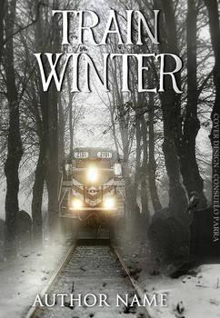Book cover-train