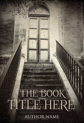 Book Cover Available- Stairs