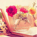 Roses are Always Beautiful... by Consuelo-Parra