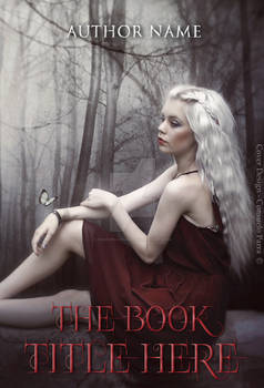 Book Cover Available - red dress