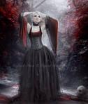Queen of Shadows by Consuelo-Parra