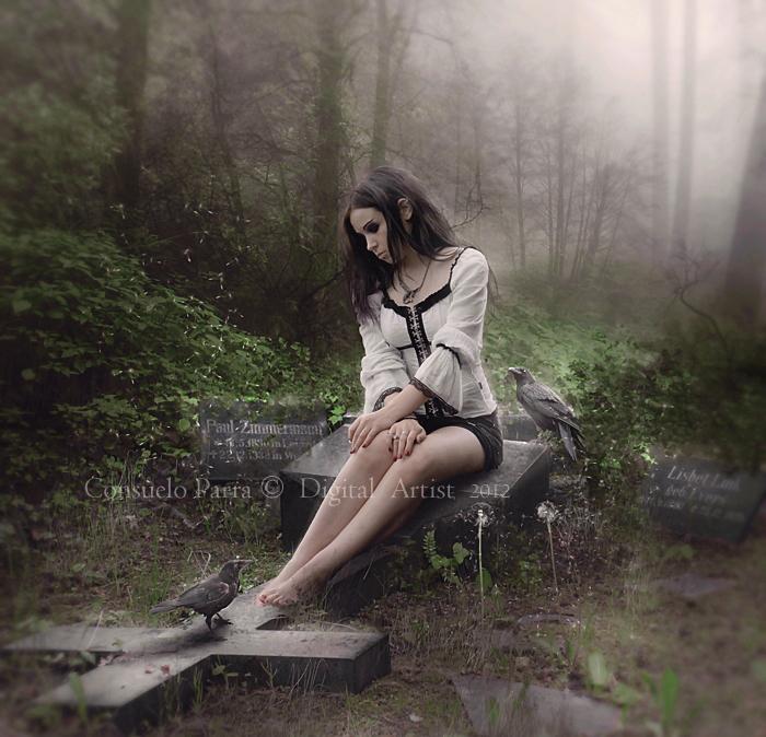 Spirit of Sorrow by Aeternum-Art