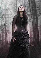 Ghost of Sorrow by Consuelo-Parra