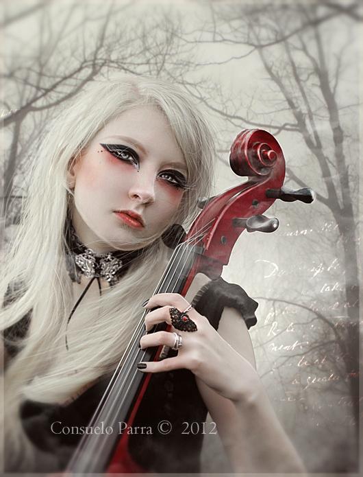 Melody  in the fog by Aeternum-Art