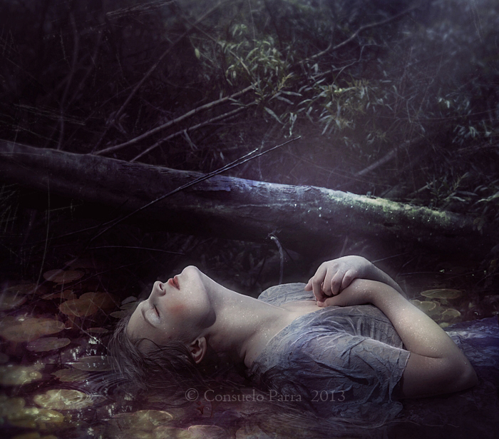 Ophelia's Death by Aeternum-Art