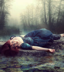 Ophelia's Blood by Consuelo-Parra