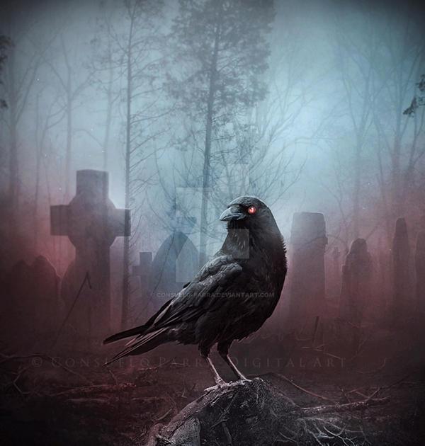 Soul of Raven by Consuelo-Parra