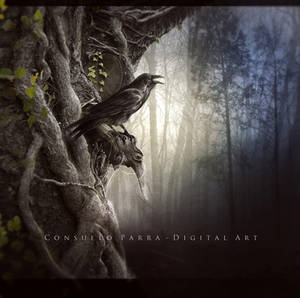 Soul of Tree by Consuelo-Parra