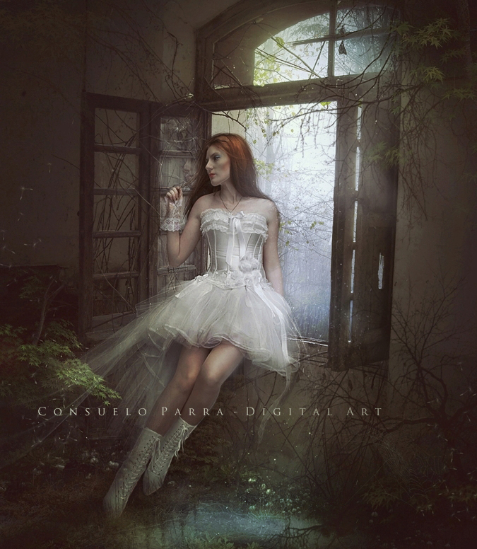 Forgotten by Consuelo-Parra