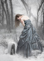 Tears in the snow by Consuelo-Parra
