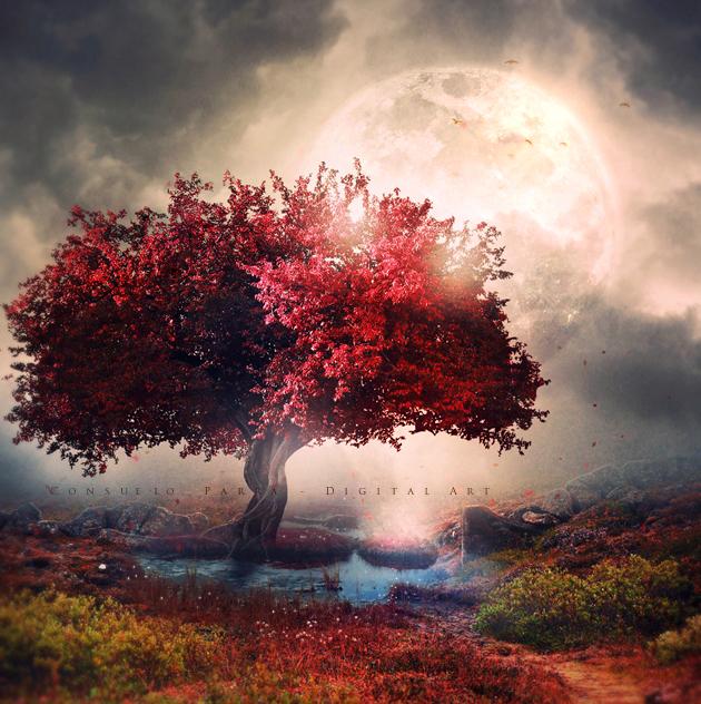 Dream forever... by Aeternum-Art