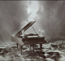 Stormy chords by Consuelo-Parra