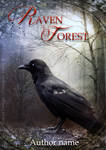 Raven forest .  book cover available