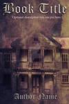 House . book cover design