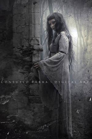 Dead  silence by Consuelo-Parra