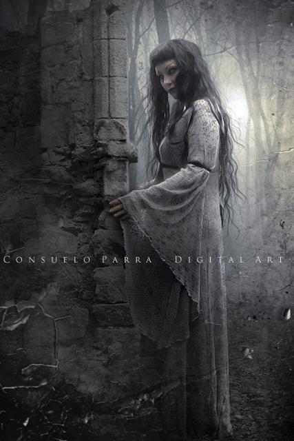 Dead  silence by Aeternum-designs