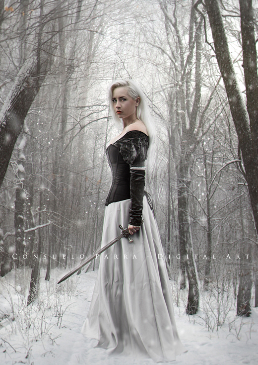 The arrival of winter by Aeternum-designs