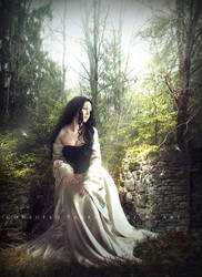 Enchanted forest by Consuelo-Parra
