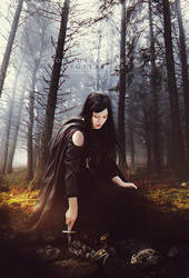 Witchery by Consuelo-Parra