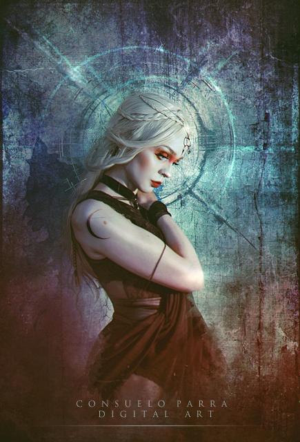 Sacred spirit by Aeternum-designs