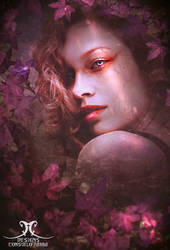 Violet by Consuelo-Parra