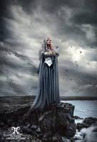 Queen of birds - by Consuelo Parra by Consuelo-Parra