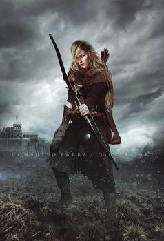 Hunter lands