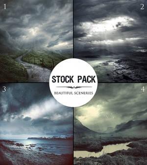 Stock pack - Sceneries