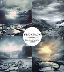 Stock Pack - winter scenes