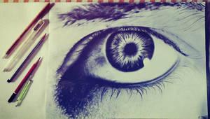 Pencil sketch by dsamrat503