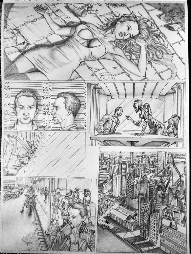 Judge Dredd page 04 by dsamrat503