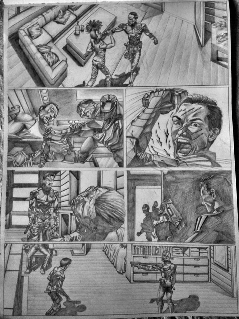 judge dredd page 05 by dsamrat503