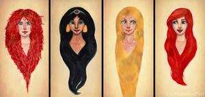 Traditional Princesses