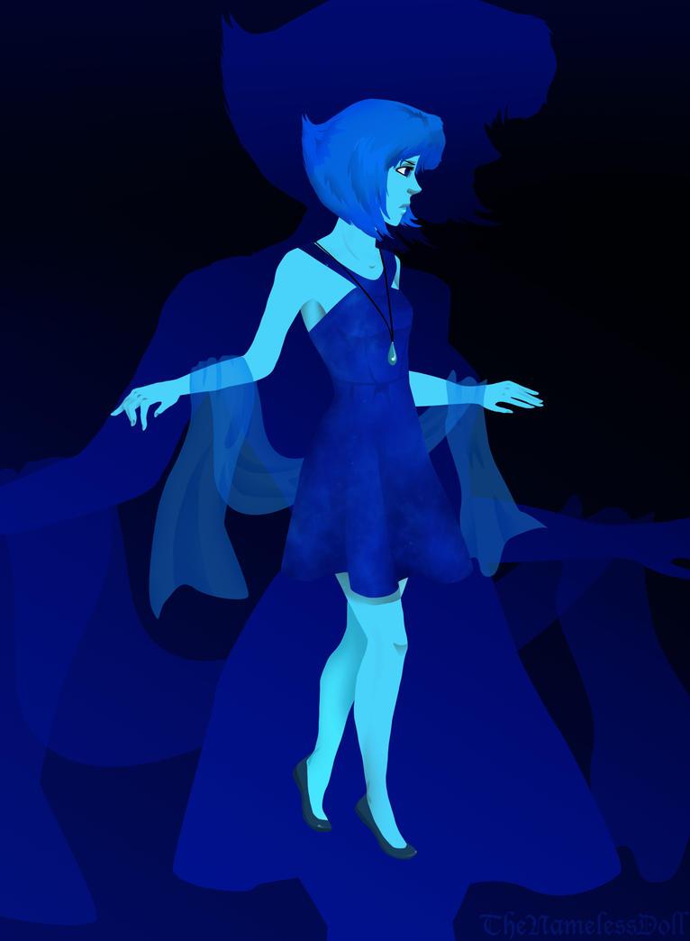 Lapis Lazuli by TheNamelessDoll