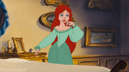 Early Concept: Ariel