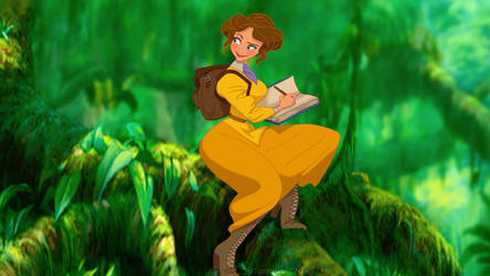 Early Concept: Jane Porter