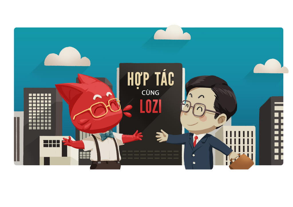Cooperation with LOZI by N0tisme