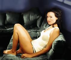 Miranda is waiting
