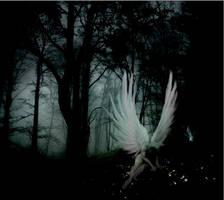 crying angel by c0okiesxcreAm