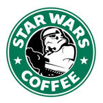 Starbucks Troooper 2