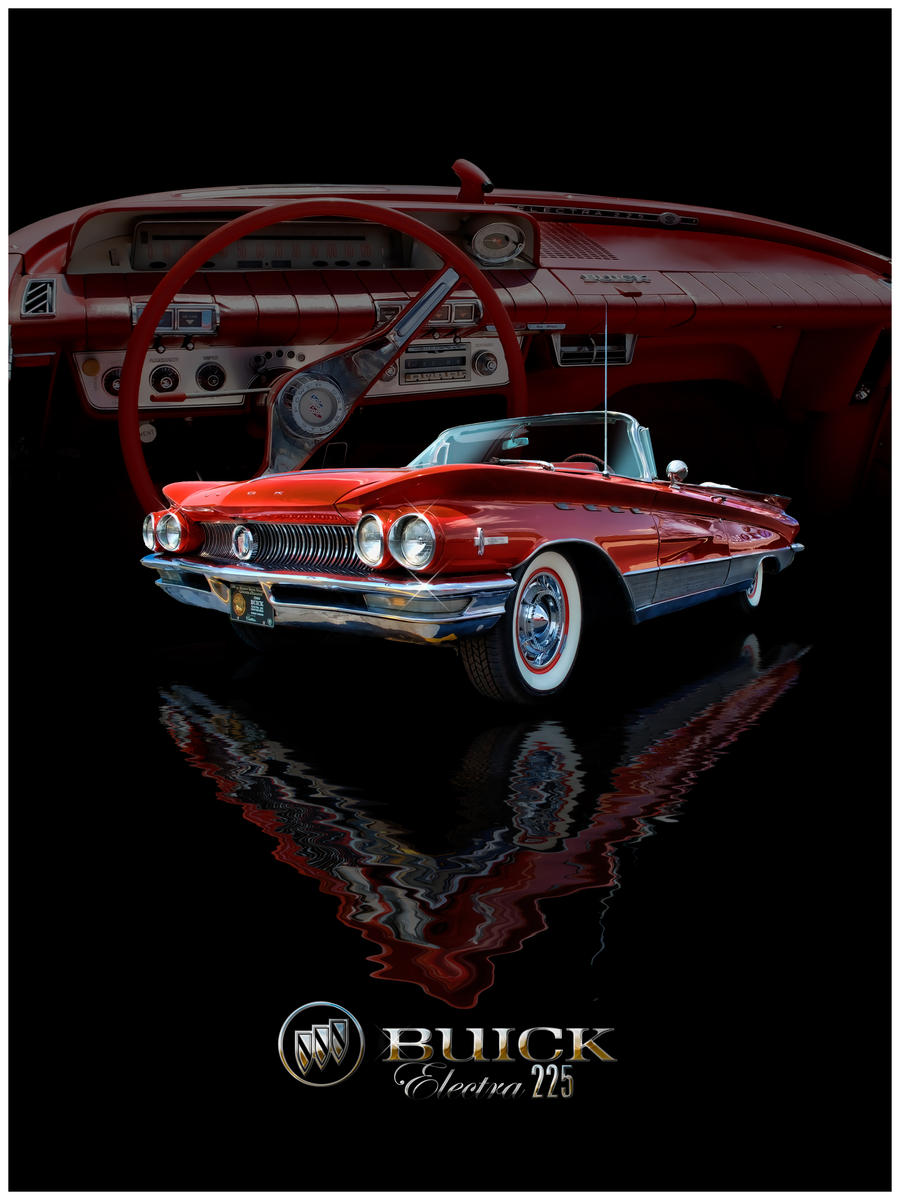 60 Buick Electra225 revisited by theCrow65